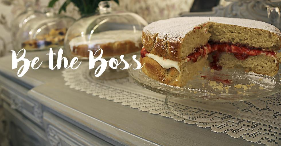 article The Vintage Themed Tea Room image