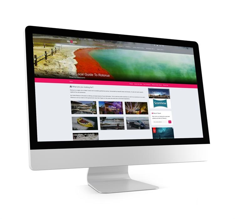 travel guide website business - 4