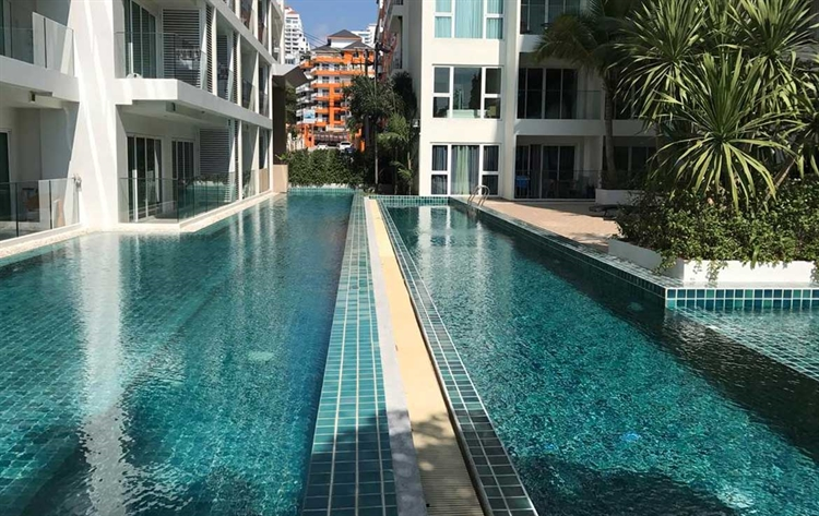modern condominium unit pattaya - 4