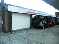 motor service repair garage - 1