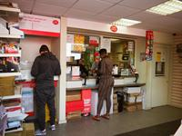 mains post office greeting - 1