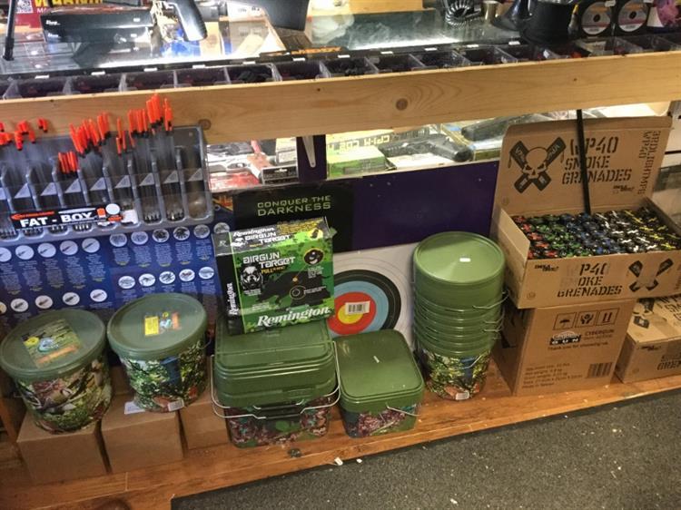 licenced angling gun store - 6