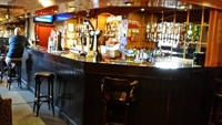 substantial village pub with - 2